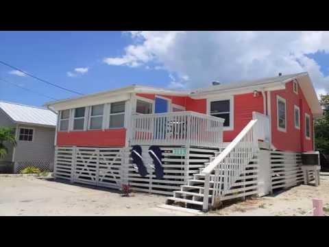 Beach Rental On Fort Myers Beach Cottage El Condo