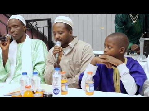 Stockholm Gambian Islamic Association  Annual Gammo 2013 Vol  One