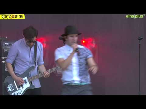 Maximo Park - Rock am Ring 2014 Live