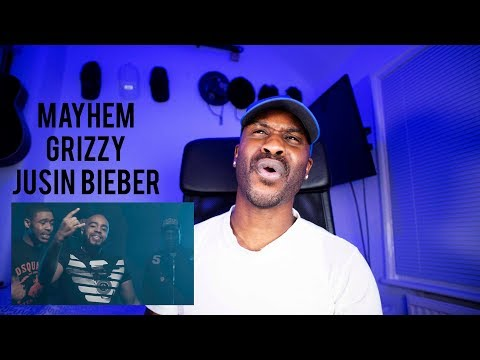 Mayhem X Grizzy #150 - Justin Bieber [Music Video]   Link Up TV [Reaction]   LeeToTheVI