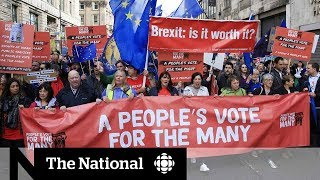 Countdown to Brexit: Will Britain exit in chaos?