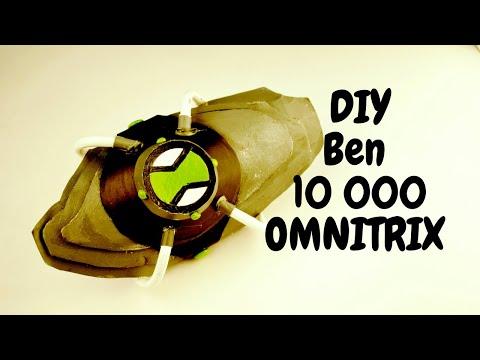 Ben 10K   Classic Ben 10    DIY OMNITRIX