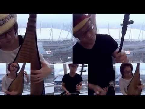 【Pop Cover】All About That Bass -Chinese Instrumental Cover Erhu/Pipa