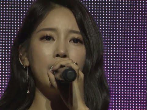 [HD] [151024] Soyeon 박소연 (T-Ara  티아라) - Proud Of You (Chinese version) @ Hefei Concert 2015