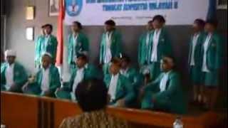 Janger(Green Choir STIKes Perdhaki Charitas Palembang)