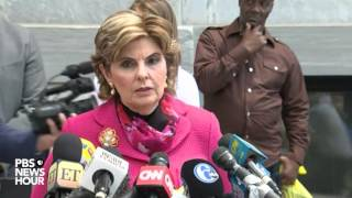 Gloria Allred addresses order for Cosby to stand trial