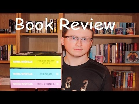 Book Review | New Crobuzon Series by China Mieville