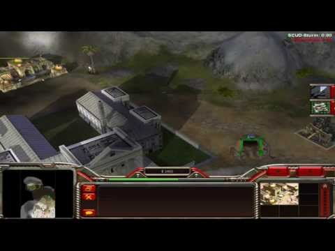 Let's Play Command & Conquer Generals (German) #12