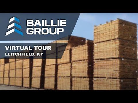 Baillie Lumber Leitchfield Kentucky Hardwood Lumber Yard Virtual Tour