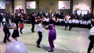 Ballroom Dance competition - Swing