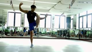 Film【黃飛鴻之英雄有夢】幕后花絮 - 武術訓練拍攝篇 Part.2 (側拍)