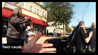Traffic Freak-Out: Woman Goes Berserk When Her Car Is Listed As Stolen