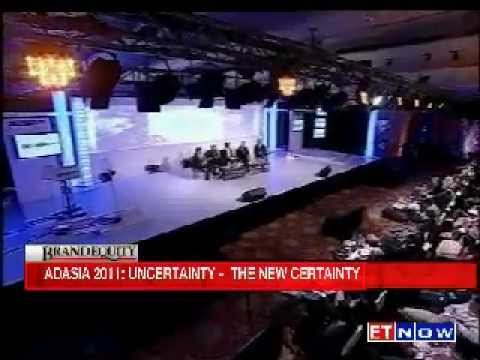 Brand Equity - Ad Asia 2011 - Uncertainty - The new certainty