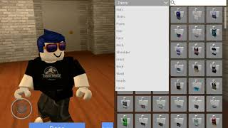 HOW TO BE MICHAEL MYERS IN ROBLOX:WORK AT A PIZZA PLACE