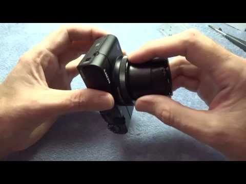 Sony RX100 Mark III Lens replacement repair   M3