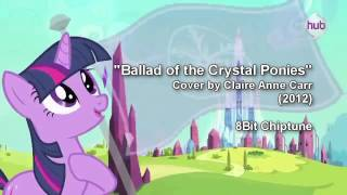 Ballad of the Crystal Ponies (8-Bit)