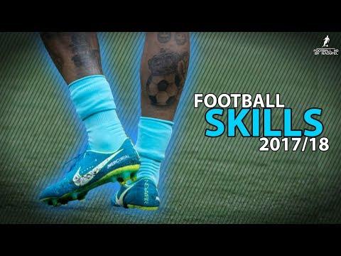 Crazy Football Skills & Tricks 2017/18 | HD 1080p