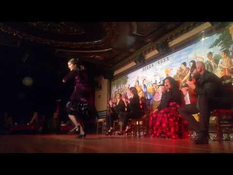 VI Concurso de Baile Flamenco Villa Rosa 2017 : Ana Latorre. Soleá por Bulerías.