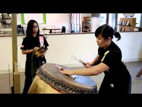 Hok San Lion Dance Drumming