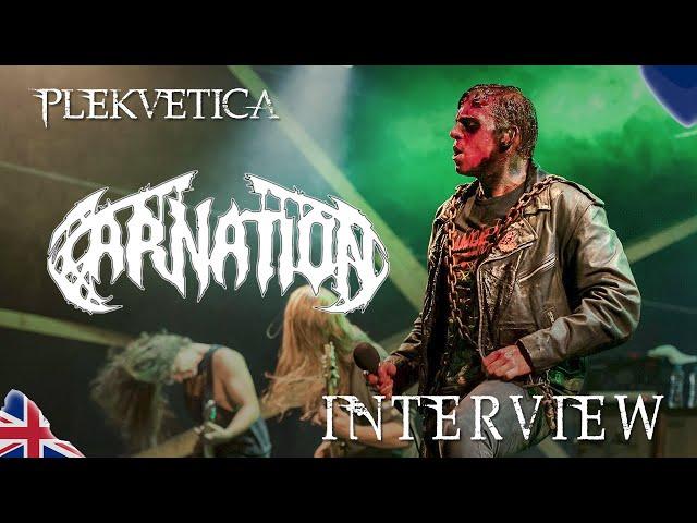 [Interview] Carnation (2019)   Death Metal