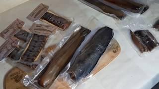 Мраморный сом реализация готовой продукции Холодное и горячее копчение рыбы мраморныйсом узв