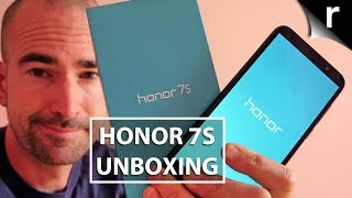 Honor 7S Unboxing & Tour | £100? Yes, please
