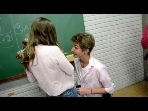 Pedido de namoro - Alex e Karol Cardoso (HD)