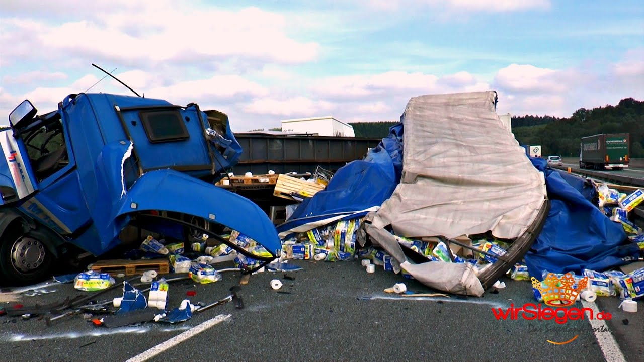 Unfall A 45 Heute