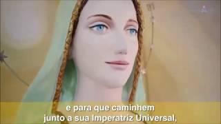MENSAJE DE MARÍA / MENSAGEM DE MARIA - 25/08/2017