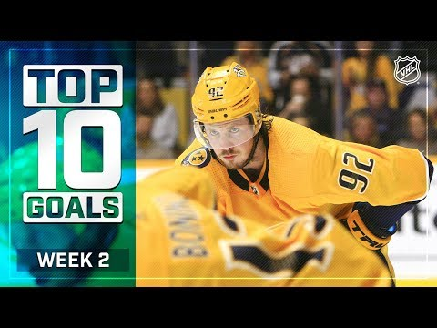 Top 10 Goals from Week 2