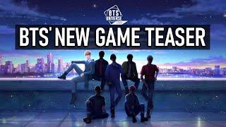 BTS New Game Teaser! BTS Universe Story