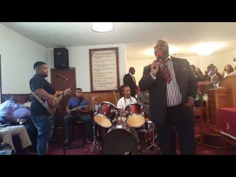 Pastor Eugene Ford & Boys