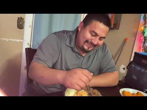 HACIENDO LA CENA PARA LA FAMILIA🍴-LupeYJose Vlogs En Español