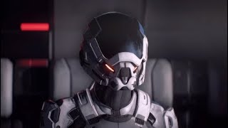 The First 40 Mins. of Mass Effect: Andromeda
