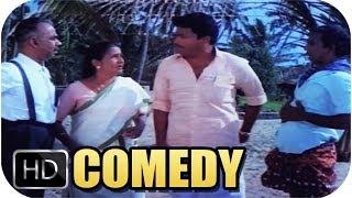 Malayalam Comedy Scenes - Bahdoor | Mamukoya | Adoor Pankajam | Jagadeesh