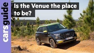 Hyundai Venue 2020 review