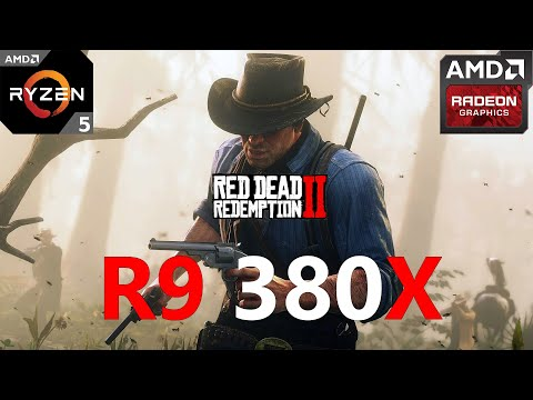 Red Dead Redemption 2 R9 380X (All Settings Tested)