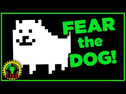 Thumbnail: KILL the ANNOYING DOG! - Undertale Fan Games