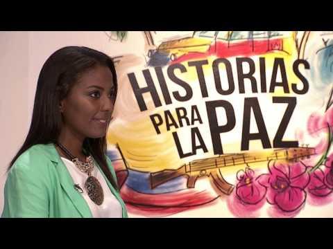 HISTORIAS PARA LA PAZ MAYO 2017