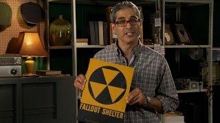 Hidden Nuclear Bomb Shelter at Brooklyn Bridge