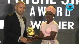 Ghana Football Awards: Mukarama Abdulai wins Future Star Award
