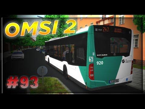 OMSI 2 - ADDON Hamburger Busse ► Verfrühung? FALSCHER Fahrplan ... VERDAMMT |