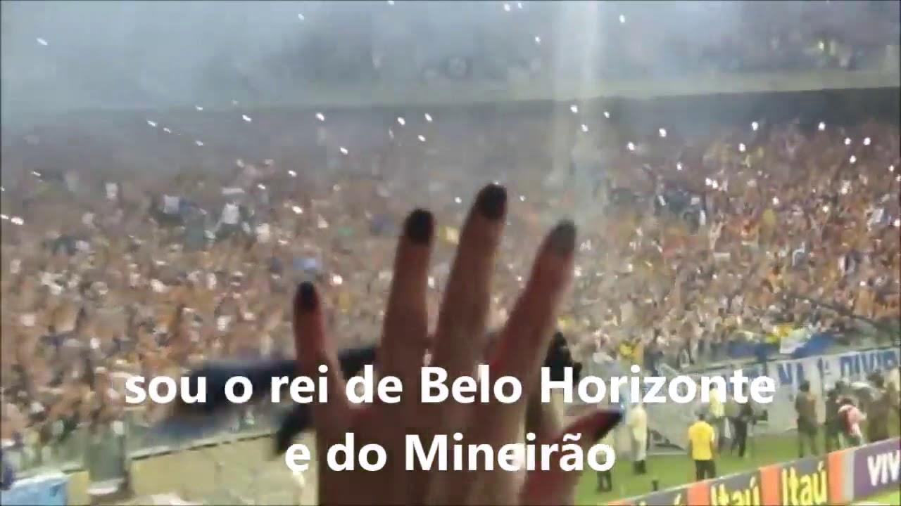 f03459c73 NOVA MUSICA DO CRUZEIRO 2018 - Rei de Belo Horizonte - YouTube