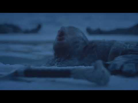 Game of Thrones S07E06 Jon Snow Longclaw Warg