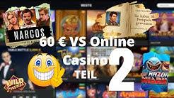 Online Casino Deutsch - Wie weit komme ich mit 60 € TEIL 2