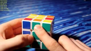3x3 Rubik kocka amatőr kirakása    Tutorial