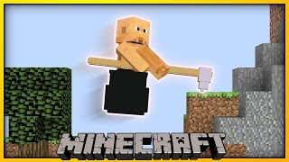 Getting Over It - Minecraft 1.13 Map