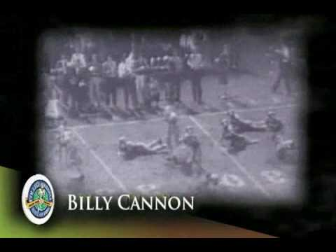 Offense Billy Cannon