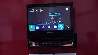 Pioneer Multimedia Receiver AVH-3300NEX