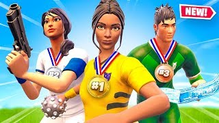 *NEW* Playground OLYMPICS in Fortnite